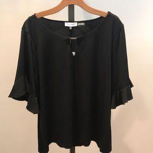 Calvin Klein Black Blouse